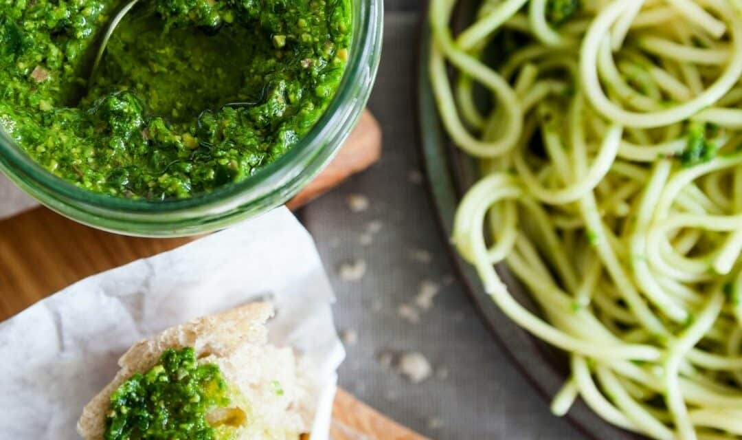 10 easy meal Ideas using Costco Pesto