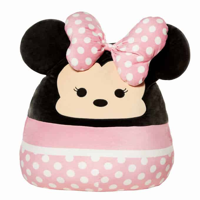 Disney Minnie Mouse and Mickey Mouse Squishmallows at Costco