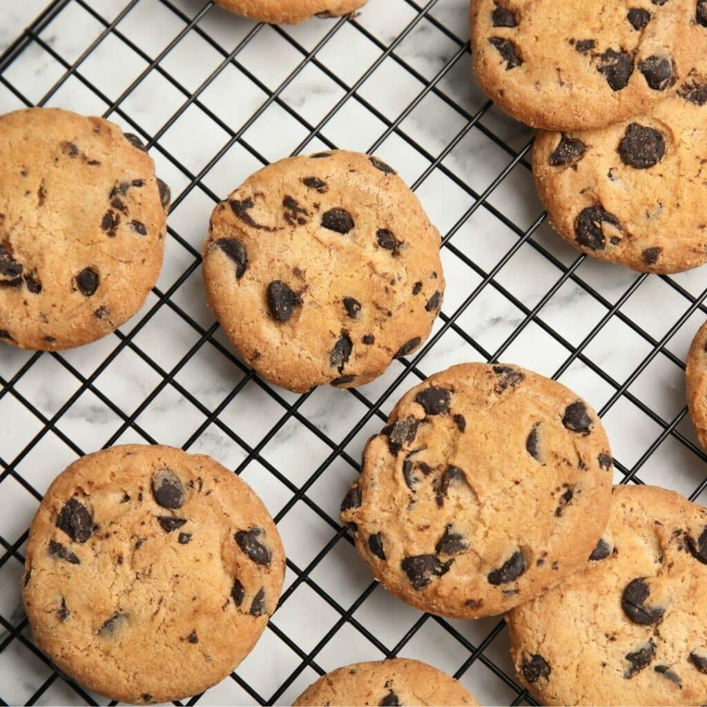 The BEST Stay Soft Chocolate Chip Cookie Recipe! - CostContessa