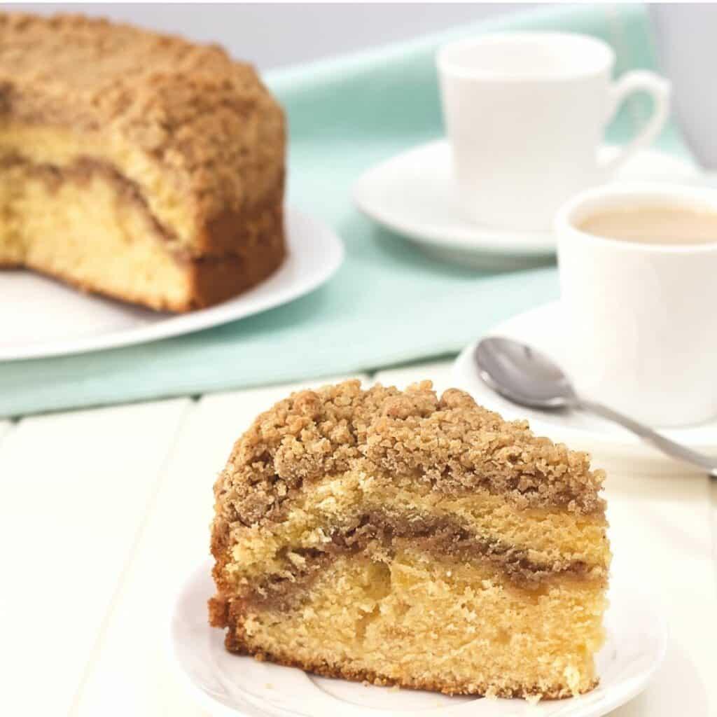 Cinnamon Coffee Cake Breakfast Recipe