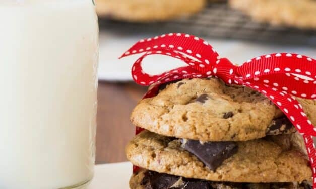The BEST Stay Soft Chocolate Chip Cookie Recipe!