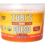 Zubi's Plant Based Queso at Costco