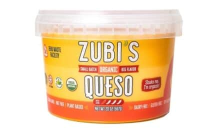 Zubi's organic queso