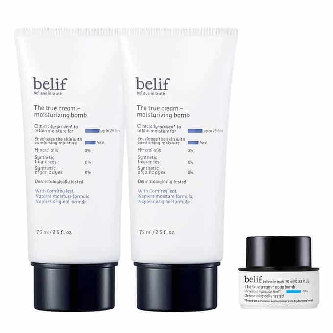 Buy 2 Get 1 FREE Costco Coupon Deal! Included is Belif Moisture Bomb Set.