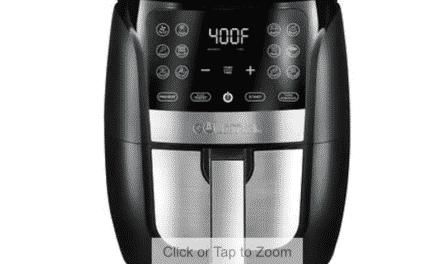 Gourmia Digital Air Fryer Deal at Costco