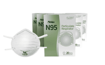Costco Now Carries NIOSH Approved N95 Face Masks