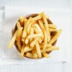 Costco Air Fried French Fries 3 ways