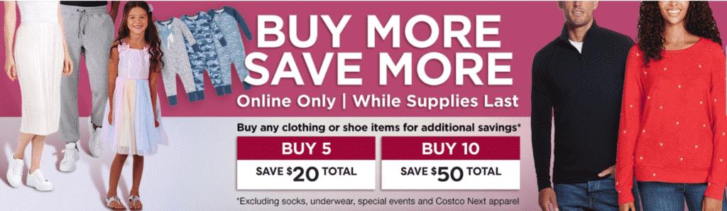 Costco Online coupon deals - CostContessa