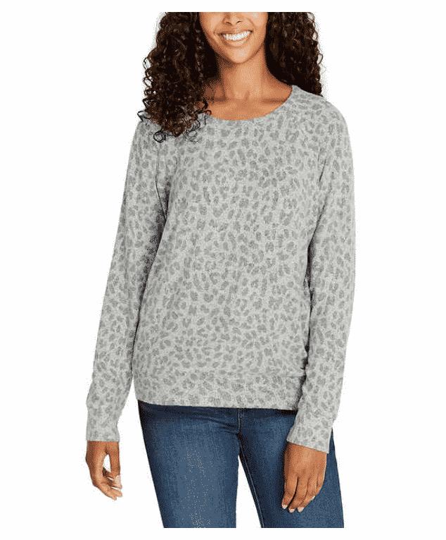 Women's Leopard Gray Loungewear - on Sale now! $6 Each!