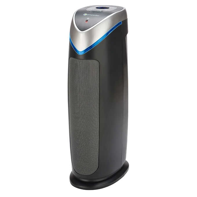 Digital UV AIr Purifier and Sanitizer on Sale Now for $20 Off! Includes a HEPA filter.