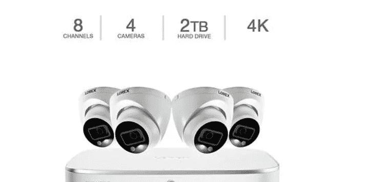 Costco Security Cameras Deal - $120 Off Coupon!