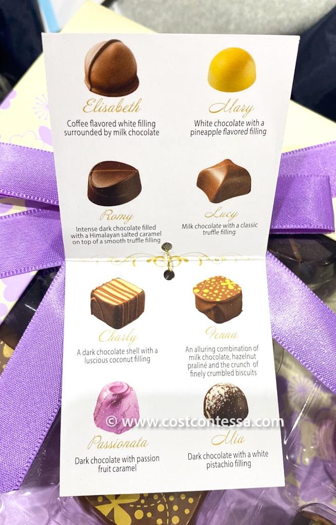 Costco Gudrun Chocolates