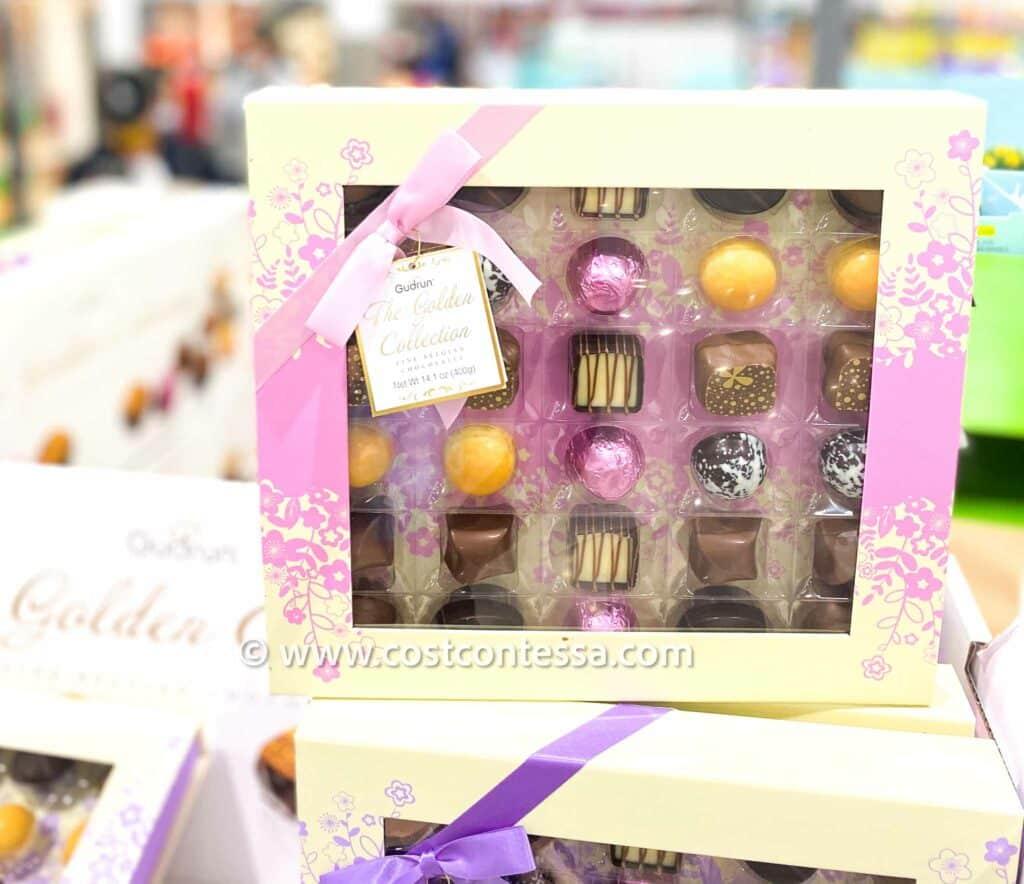 Costco Deal on Gudrun Chocolates