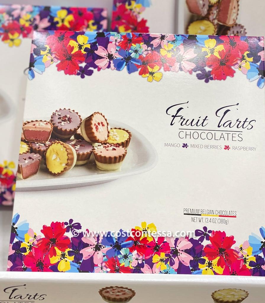 Costco Easter - Chocodelice Fruit Tart Chocolates