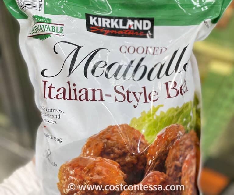 Costco Meatballs   Kirkland Signature