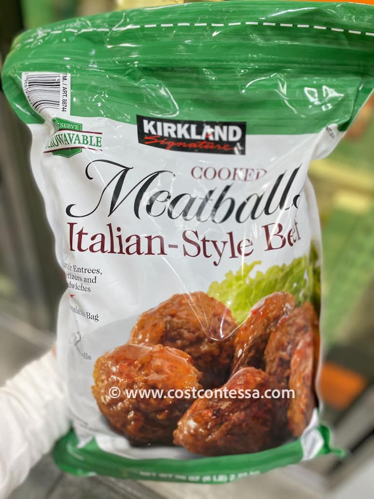 8 quick and easy ways to use the Italian Meatballs at Costco!
