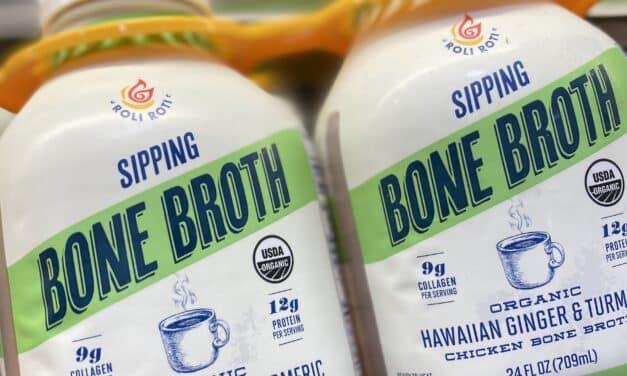 Keto Friendly Hawaiian Ginger & Turmeric Bone Broth at Costco