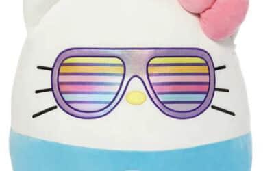 Hello Kitty Squishmallows at Costco