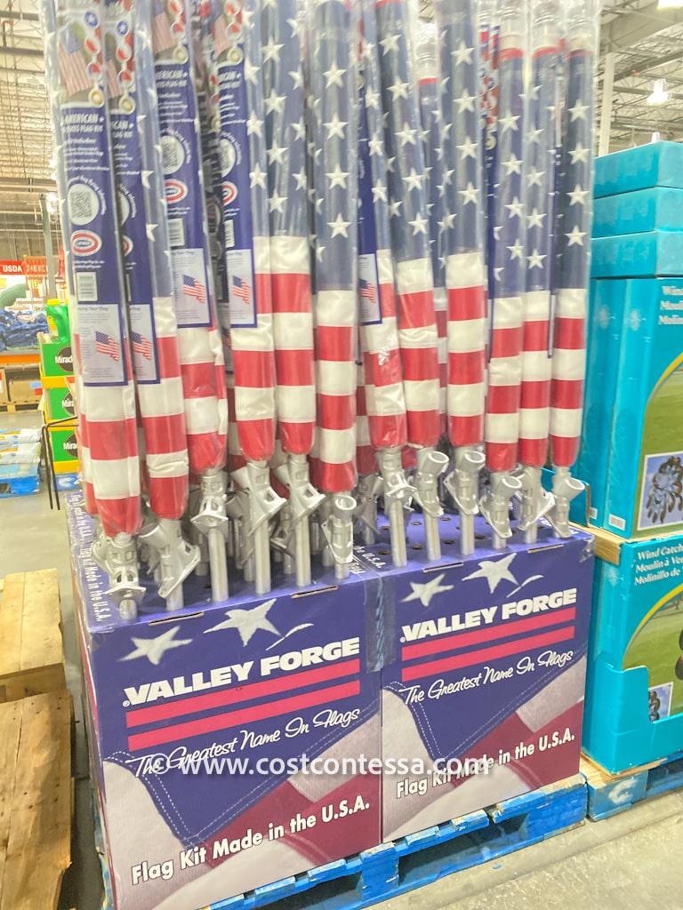 New: $30 Costco American Flag Kits for Home - CostContessa