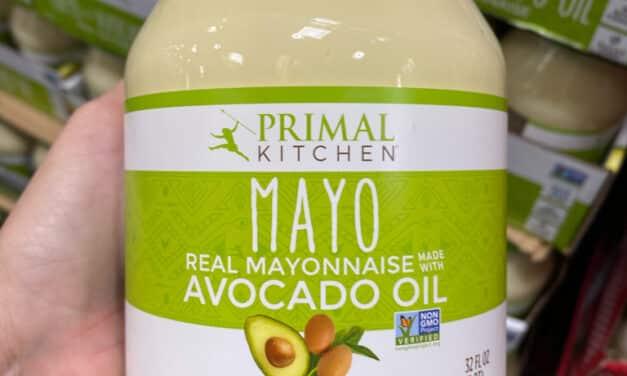 Primal Kitchen Avocado Mayo at Costco