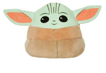 Costco Yoda Squishmallows