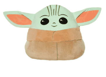 Costco Yoda Squishmallows & Other Star Wars Available Online