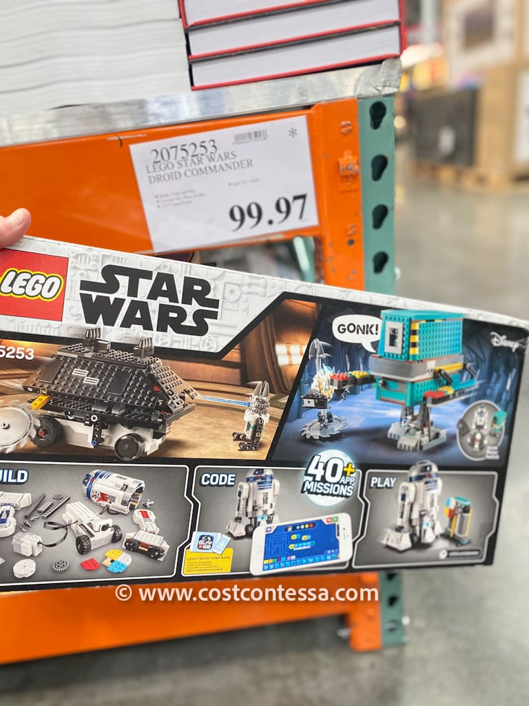 Star Wars Droid Lego STEM Set Clearance Markdown at Costco - 50% off Retail