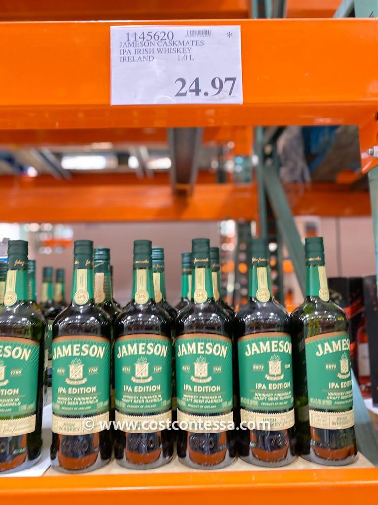 Costco Booze Clearance Markdown - Jameson Irish Whiskey