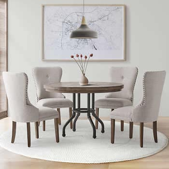 Costco Round Dining Table Set for 4