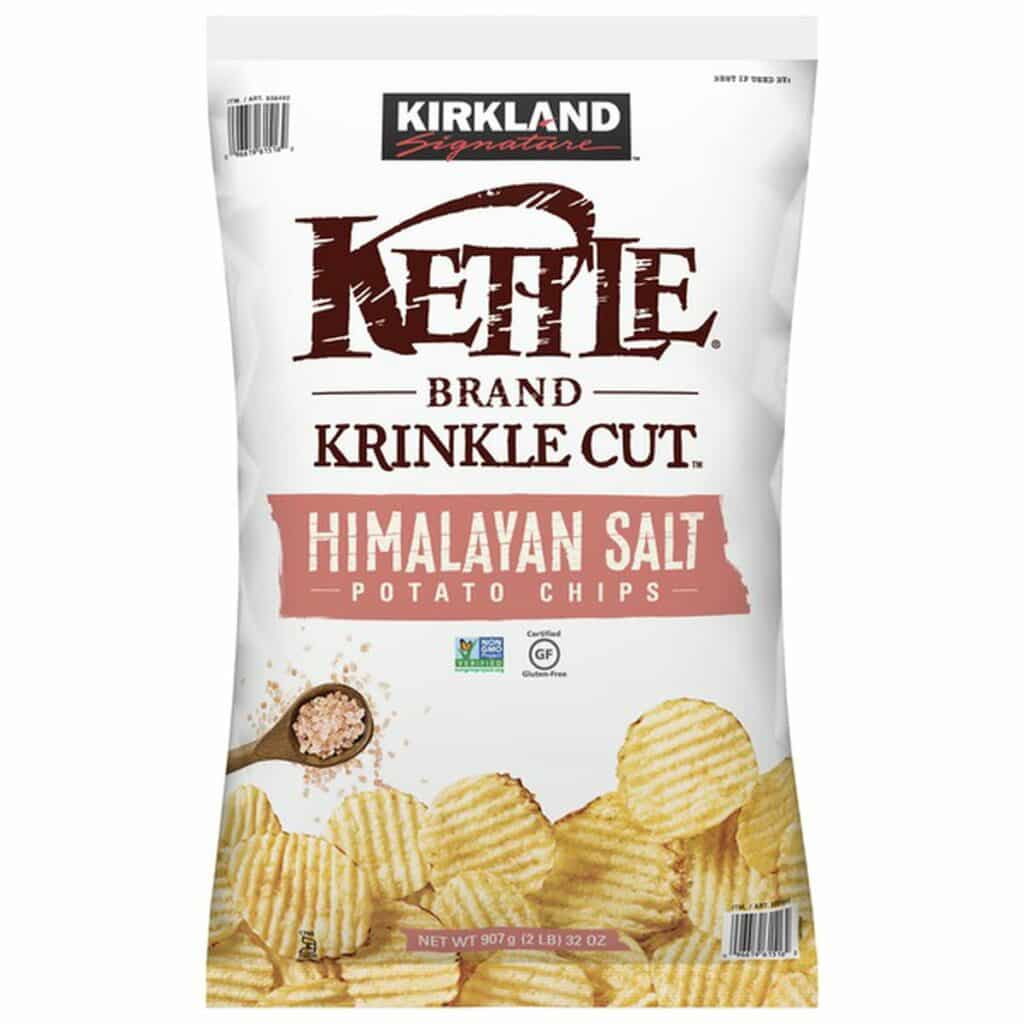 Kettle Chips are an essential Beach Picnic Snack!