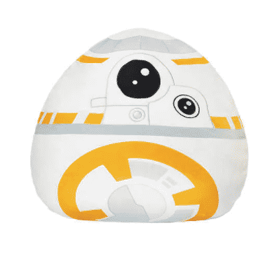 """Costco BB8 Squishmallows 20"""" Star Wars Plush Pillow Pals Now Available Online"""
