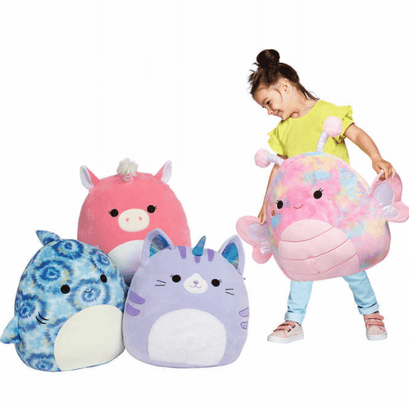 UPDATE: NEW SPRING COSTCO SQUISHMALLOWS COLLECTION IS NOW AVAILABLE ONLINE -- $12.99 INCLUDES FREE SHIPPING!  Minimum 2 per order. More details at costcontessa.com #squishmallows #costco