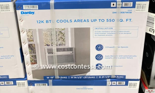 Danby Window Air Conditioner at Costco