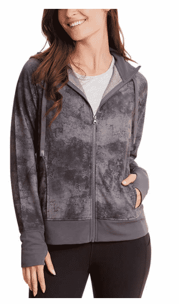 Costco Women's Clothing Deals - Danskin Hoodies $4 Each