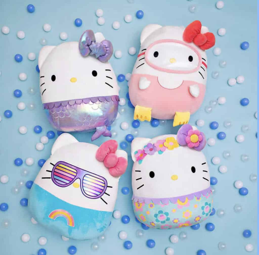 Hello Kitty Squishmallows now at Costco Online