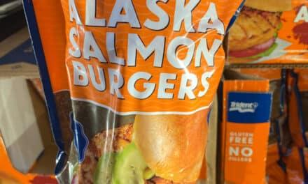 2 Carb Keto Friendly Costco Salmon Burgers Review
