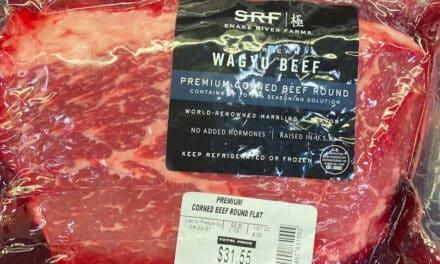 Costco Wagyu Corned Beef