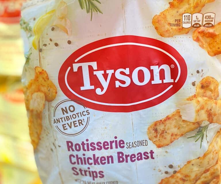 Frozen Costco Chicken Breast Strips Review