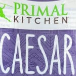 Keto Caesar Dressing