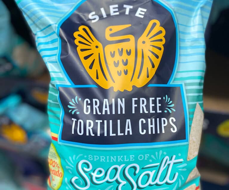 Costco Gluten Free Siete Tortilla Chips