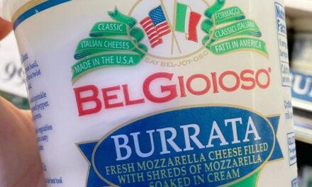 Costco BelGioioso Burrata