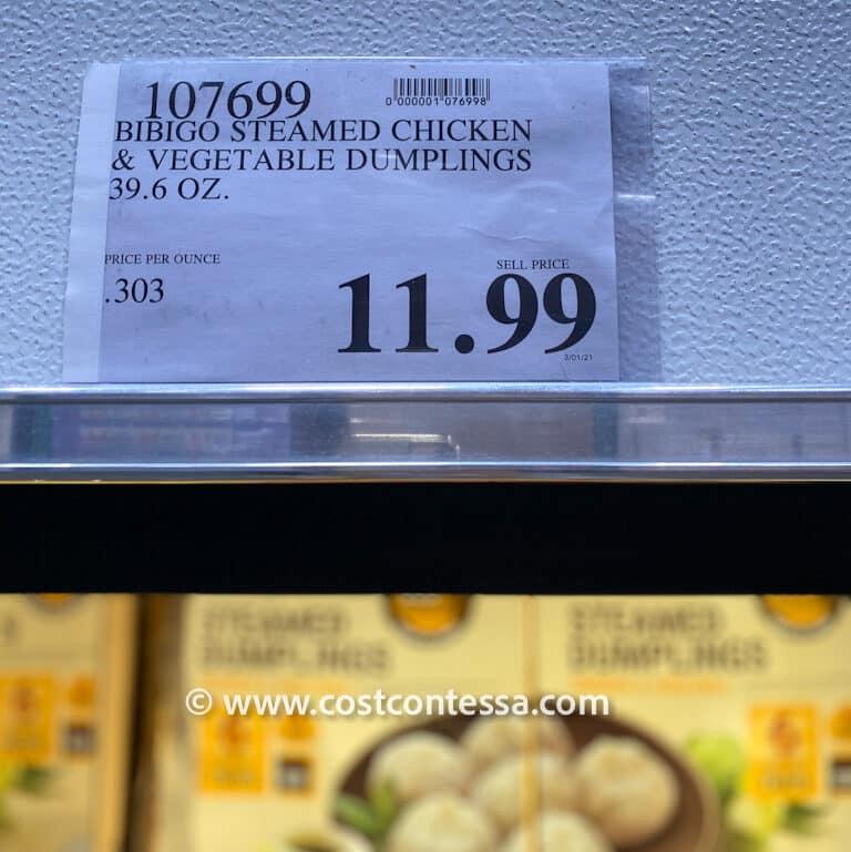 Costco Bibigo Dumplings - Pricing & Nutritional Info