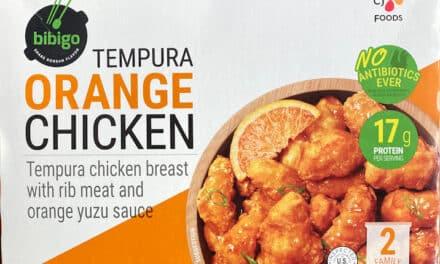 Costco Orange Chicken