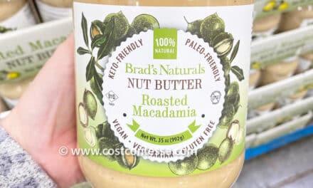Costco Macadamia Nut Butter – Vegan, Keto, Paleo