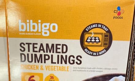 Costco Bibigo Dumplings