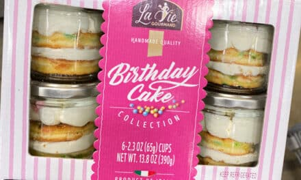 Costco Birthday Cake Dessert Cups by La Vie Gourmand