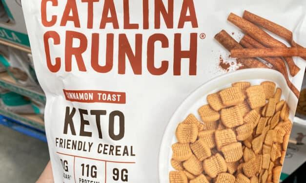 Catalina Crunch Keto Cereal at Costco
