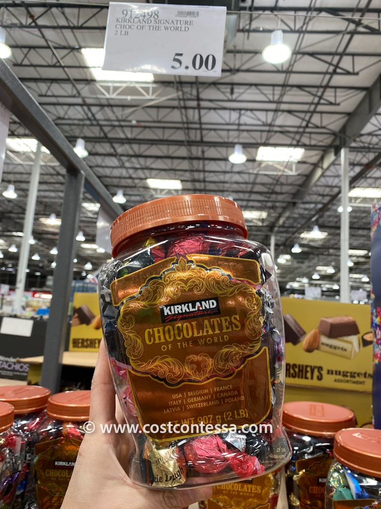 Kirkland Signature Chocolates of the Worlds on Clearance Markdown $5 for 2lbs!