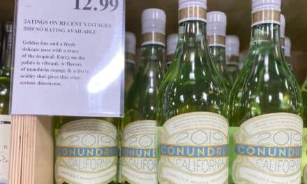 Costco Wine – Conundrum White Review