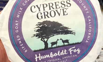 Humboldt Fog at Costco